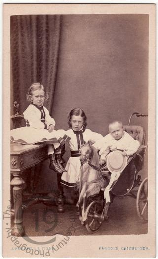 The children of the Prince of Wales