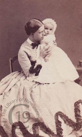 Princesse Clothilde and Prince Victor Napoléon