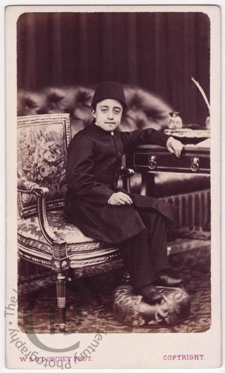 A son of the Sultan of Turkey