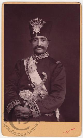 The Shah of Persia