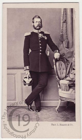 Crown Prince Friedrich