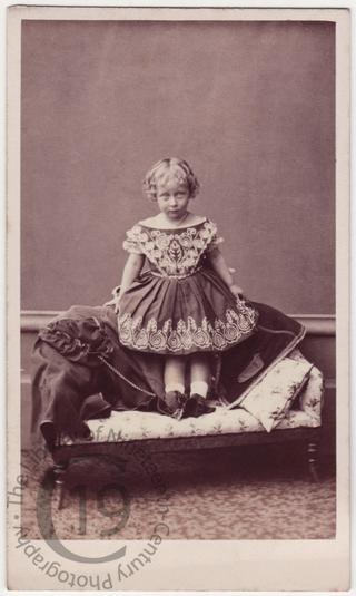 Princess Victoria of Hesse