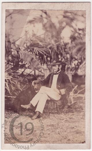 Captain Vesey Hamilton