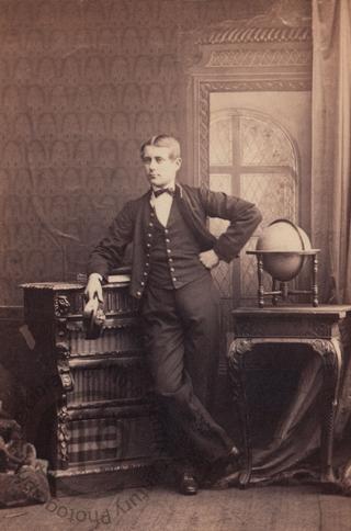 William Sherbrooke R.N.