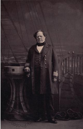 Captain Frederick Hutton R.N.