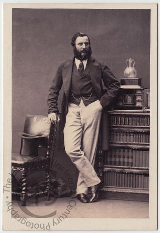 Hon Captain John Vivian