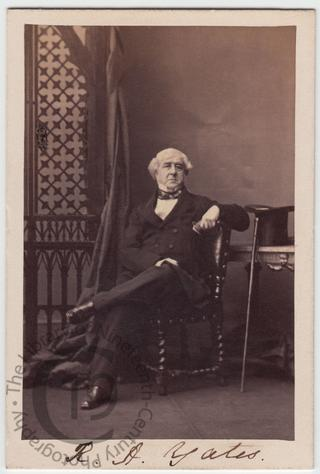 Admiral Richard A. Yates
