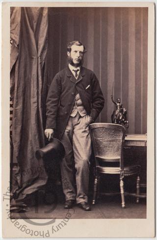 Captain Seymour R.N.