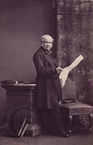 Admiral Sir Edward Belcher