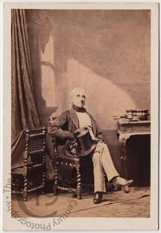 Captain John Davy R.N.