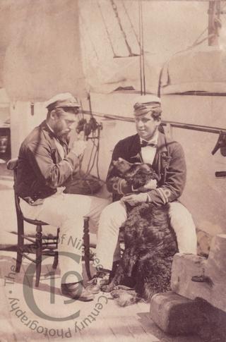 Lieutenant Edward Chichester