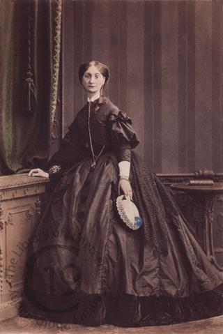 Mrs Charlotte E. Gubbins