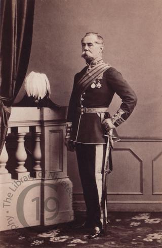 Major-General Charles Balders