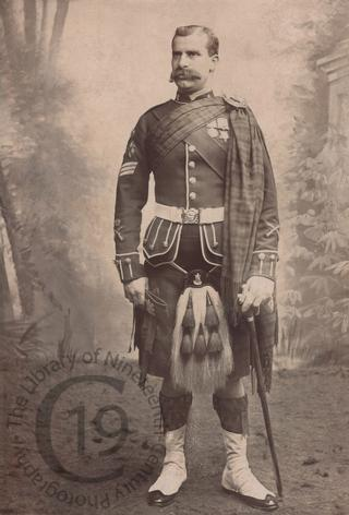 A sergeant of the Black Watch