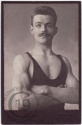 German sportsman
