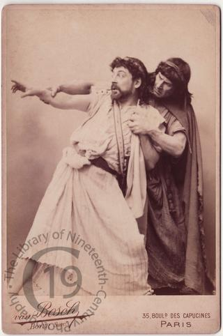 Mounet-Sully and Paul Mounet