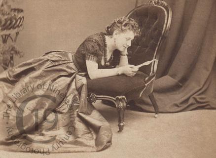 Madge Robertson (Mrs Madge Kendal)