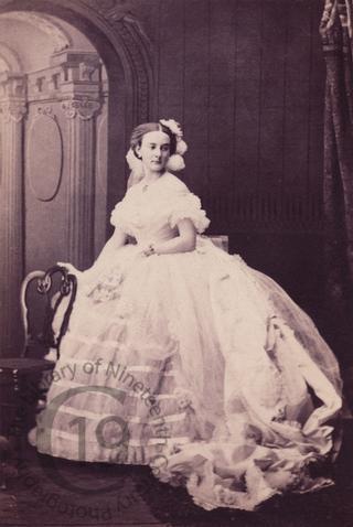Miss Mary Adams