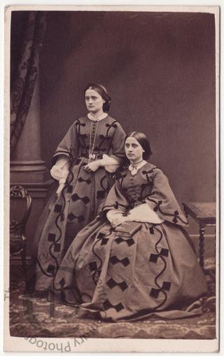 Unidentified sisters