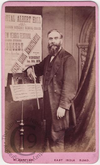 Luther Hinton, conductor