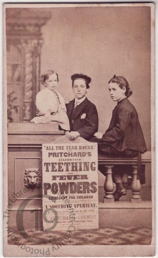 Pritchard's Teething Powder