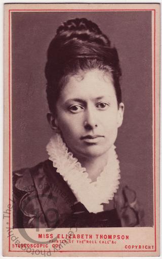 Elizabeth Thompson, Lady Butler