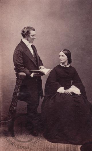 Rev. and Mrs. Charles Snepp
