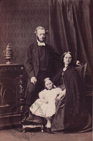 Rev. and Mrs. H. D. de Brisay