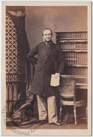 Sir Cornwallis Ricketts R.N.