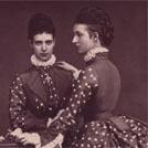 Princess Alexandra and Princess Dagmar