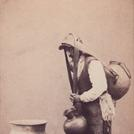 Water carrier in Mexico