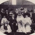 A wedding party