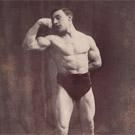 Unidentified bodybuilder