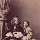 'Aunt Louisa and Amélie'