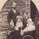 Charles Henry Cromwell Marsh and family