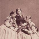 Blanche, Augusta and Emily