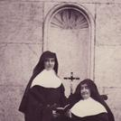 Sister Regis and Mother Scholastica