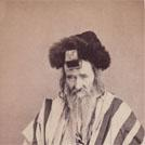 'Rabbi with Phylacteries'