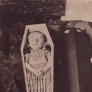 Child in coffin
