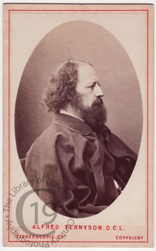 critical essays on alfred lord tennyson
